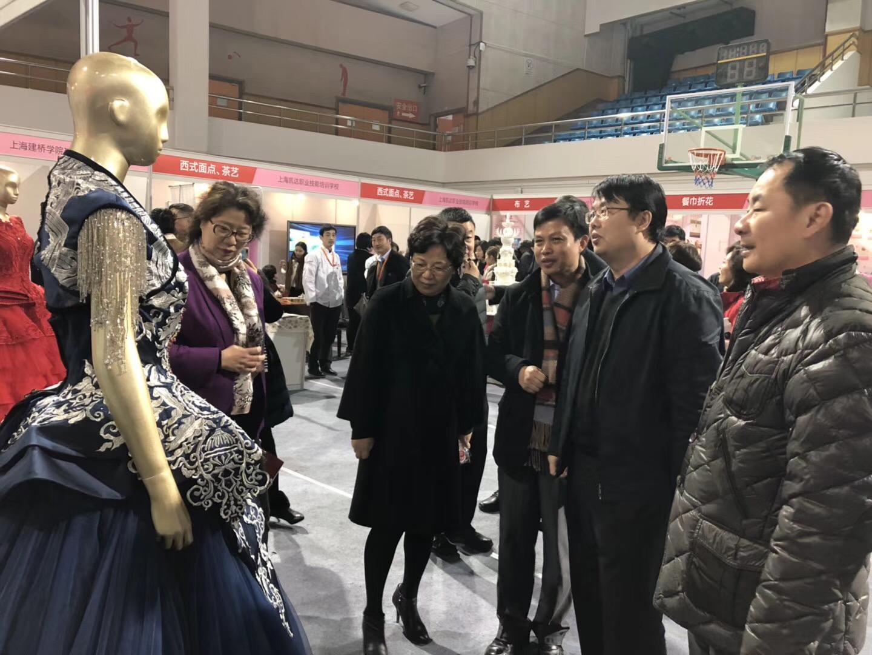 2017年度浦东新区技能比武...